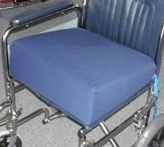 gel foam wheelchair wedge cushion