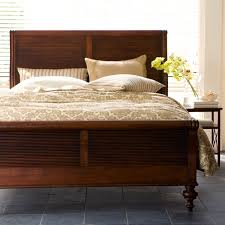 Upholstered Sleigh Bed Bedroom Exciting Ethan Allen Sleigh Bed For Master Bedroom