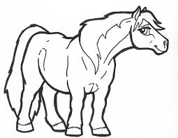 real pony coloring pages nice pony coloring pages ideas for your kids 2401 unknown