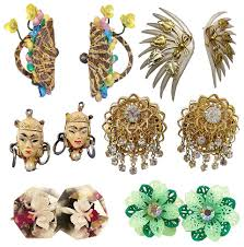 50s earrings fantastic earring designs of the 1950 s rags to couture