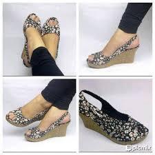 Jual Wedges jual sepatu flat wedges murah di jakarta bisnis cibubur