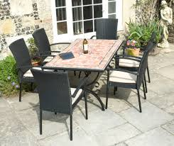 Travertine Patio Table Travertine Outdoor Dining Table Outdoor Designs