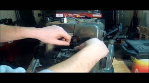 tecumseh hm80 engine part 11 throttle control installation youtube