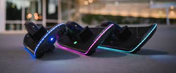 lexus hoverboard tricks ride this one wheeled gyro skate they call a u201choverboard u201d techcrunch