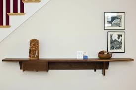 wooden shelves ikea wood and metal decorative wall shelves shelf with brackets wooden