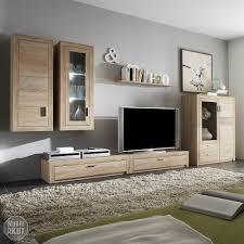 Wohnzimmer M El Sonoma Eiche Wohnzimmer Anbauwand Jtleigh Com Hausgestaltung Ideen