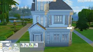 Small Victorian Homes The Sims 4 Build Tutorial Victorian House With Interior Sims