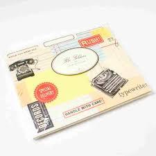 cavallini file folders vintage office file folder set by cavallini co