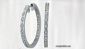small white gold hoop earrings small white gold hoop earringswedding rings engagement rings and