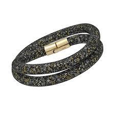 double wrap bracelet images Swarovski stardust double wrap bracelet choker choose color jpg