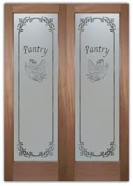 enchanting etched glass pantry doors 73 in home design with etched
