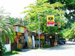 puerto viejo downtown caribbean coast costa rica hotels stores