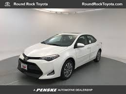 amazon com toyota genuine fluid 2018 new toyota corolla xle cvt at round rock toyota serving