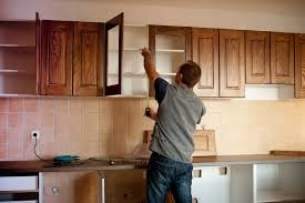 Installing Base Cabinets On Uneven Floor Install Kitchen Cabinets Or Floor First Home Design Ideas