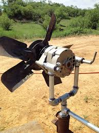 How To Make A Small Wind Generator At Home - diy wind turbine renewable energy alternative energy