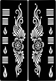 Stencil Albero by 2696 Best Stencil Images On Pinterest Henna Stencils Stencil