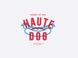 Best Dog Gourmet Illustration Haute Branding images on Designspiration