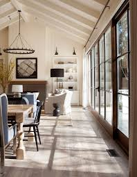 Rustic Chic Living Room by A Rustic Chic Family Home Made For Indoor Outdoor Living Home