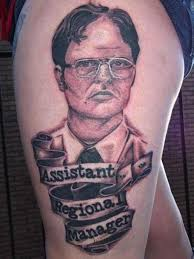 the office tattoo ideas cool tattoos inspired by the office