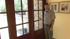 Patio Bi Folding Doors by Slick Bi Folding French Doors Demo Youtube