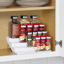 spice racks for cabinets ikea cabinet organizer as seen on tv uk