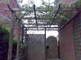 pergolas carports 1st class garden constructions