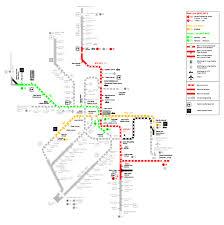 Metro Station Map In Dubai by Doha Metro