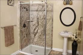 Corian Bathtub Bathroom Amazing Tub Surround Reviews Corian Bathroom Walls