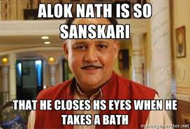 Most Funniest Memes Ever - most funniest memes of babuji alok nath ever