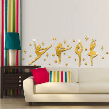 Dance Wall Murals Online Get Cheap Dance Wall Mirror Aliexpress Com Alibaba Group