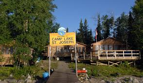 St Joseph Home by Camp Lake St Joseph Ltd Sunset Country Ontario Canada