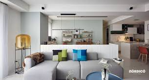 Nordic Interior Design by Nordic Decor Inspiration In Two Colorful Homesjust Interior Ideas