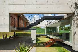 two house two beams house yuri vital archdaily