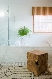 mixing metals in bathroom house tour a tailored chic u0026 eclectic home coco kelley coco