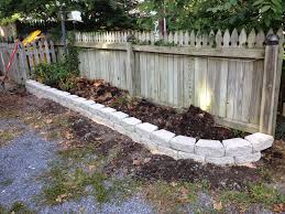 Curb Appeal Diy - pine whiff house diy curb appeal with a quick flower bed border