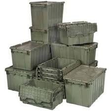 quantum storage heavy duty attached top container 24in x 20in