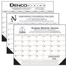 2018 promotional desk calendars custom desk calendars