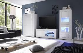 Wohnzimmer Ohne Wohnwand Wohnwand Weiß Hochglanz Lack Italien Caserta36 Designermöbel