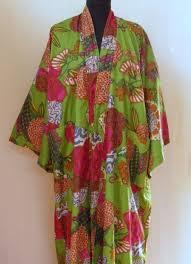 kimono robe de chambre robe de chambre kimono coton viviane boutique