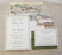 Wedding Invitation Insert Cards Dominican Republic Wedding Invitations Destination Wedding