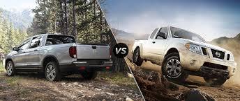 nissan truck frontier 2017 honda ridgeline vs 2016 nissan frontier