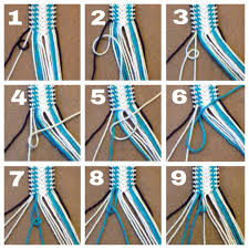 bracelet diy friendship images Tutorial friendship macrame pinterest jpg