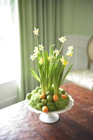 Make Your Own Easter Table Decorations by Fruit And Floral Centerpieces For Spring Hgtv