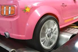 pink power wheels mustang this 2013 power wheels mustang fly a dyno