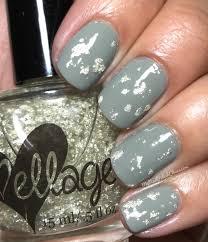 my nail polish obsession ellagee luminous orchid u0026 jewel encrusted