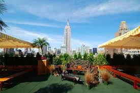 Top 10 Rooftop Bars New York The 10 Best Rooftop Bars In Manhattan New York City