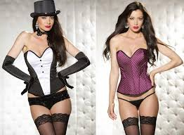 victoria classic lingerie halloween corsets