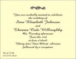 wedding reception invitation wording after ceremony wedding reception invitation letter kac40 info