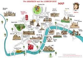 London Bus Map Beatriceandlondonbus On Twitter