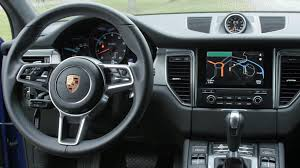porsche car 2017 2017 porsche macan turbo with performance package review roadshow
